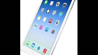 Apple iPad Air 2 64GB Wifi Silver