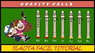 GRAVITY FALLS (OPENING) | TUTORIAL BÁSICO