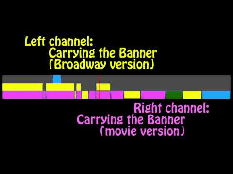 Newsies: Carrying The Banner Extended Theme (compares Movie And Play)