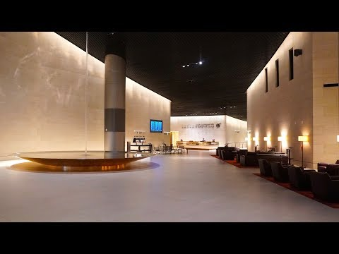Qatar Airways First Class Al Safwa Lounge detailed review - Doha (Hamad) International Airport