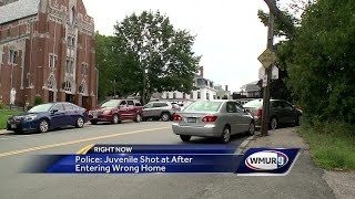 Police: mistaken address leads to shots fired