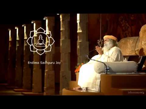 Chitt-Shakti Guided Meditation by Sadhguru: Be the maker of your own destiny