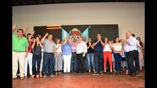 Ricardo Colombi asumió como presidente de la UCR