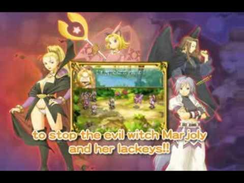 Rhapsody: A Musical Adventure DS Trailer