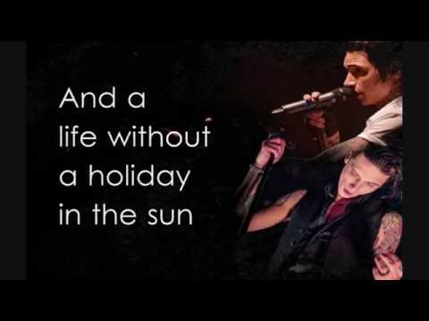 Andy Black - Louder Than Your Love ((With Lyrics))