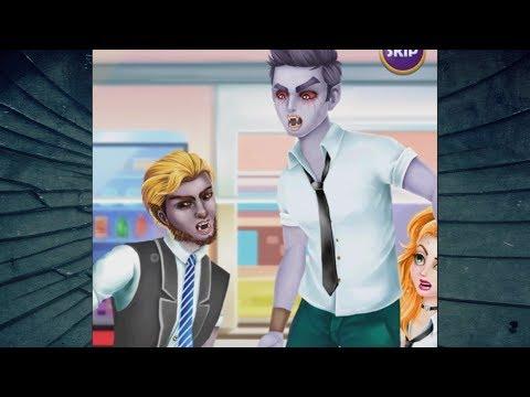 Секретная средняя школа #4 Secret High School Love Story Игры про любовь и вампиров #ТОИ ЧОИ KIDS