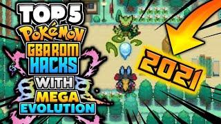 Top 5 Pokemon GBA Games With Mega Evolutions 2021