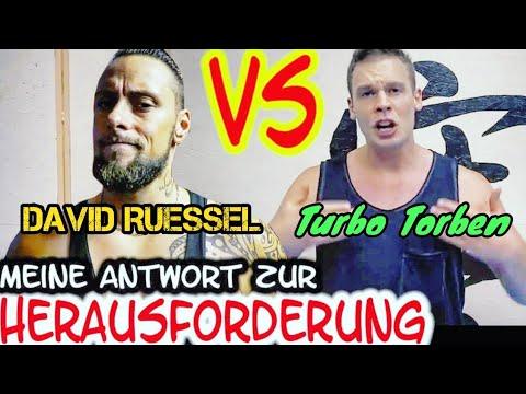 Öffentlich HERAUSGEFORDERT - Turbo Torben VS David Ruessel | Nehme ich an ?