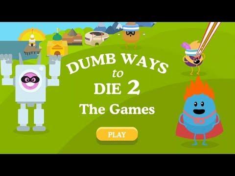 Dumb Ways to Die 2: The Games - Superheroes Unite!!! [Android Gameplay]