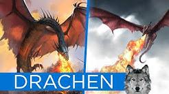 DRACHEN: Alle Drachen in der bekannten Welt! - Game of Thrones Special
