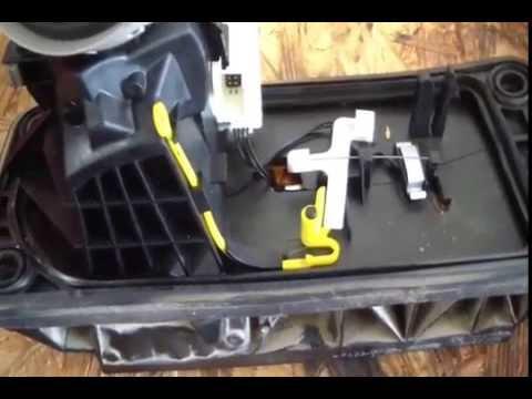 Mini Cooper R55 R56 R57 A0b6 Shift Interlock Resolved