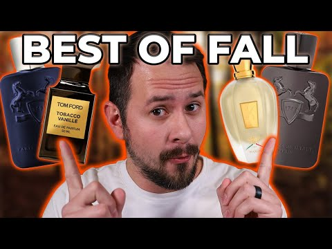 THE #1 FALL FRAGRANCE OF ALL TIME? - LAYTON TOBACCO VANILLE NAXOS HEROD - NICHE FINAL ROUND