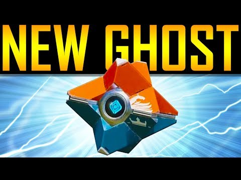 Destiny 2 - NEW GHOST! PRE-ORDER BONUS!