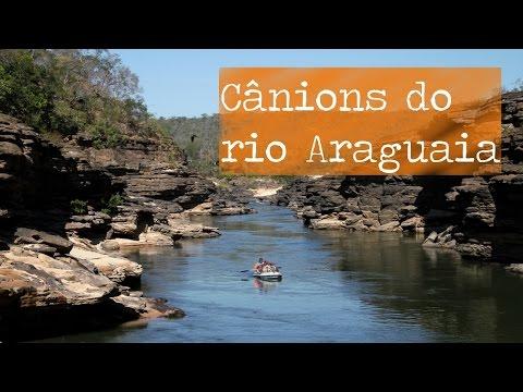 Cânions do Araguaia, o Brasil que você precisa conhecer