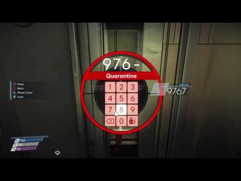 Prey v1.02 PS4 Trevor young disappears