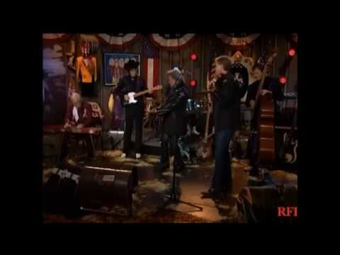 Kayton Roberts with Marty Stuart - The Waltz You Saved For Me