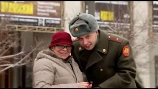 Ряженый военный. Пранк москвичей