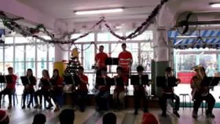 IMC 2015-12-23 三水同鄉會劉本章學校聖誕嘉年華表演