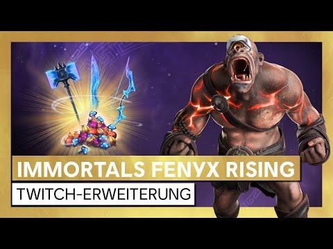 Immortals Fenyx Rising - Monsterjagd-Twitch-Erweiterung | Ubisoft [DE]