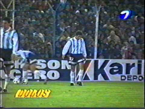 A 22 años: el día que Maradona jugó con la Selección en Salta