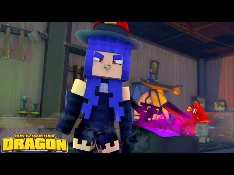SAVING THE GIRL WITH THE DRAGON EYE  - How To Train Your Dragon w/TinyTurtle