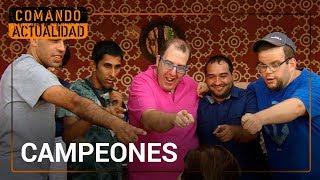 Campeones | Comando Actualidad