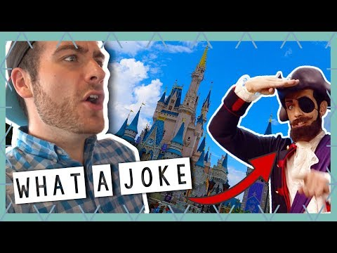 Pirate Day? WHAT A JOKE! | Walt Disney World Vlog April 2018