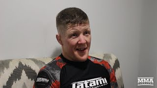 Paul Redmond Discusses Bellator Booking After Polaris Win - MMA Fighting