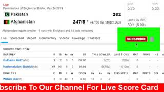PTV SPORTS Live Streaming || Ptv sports live || Live Score Card