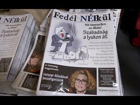 """Utcán a Fedél Nélkül: """"megemlékezhetnek a Népszabadság lemészárlásáról"""""""