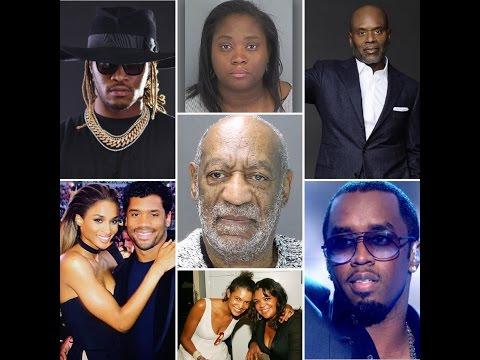 The Wine Up (Ep 27) - Russell Wilson / Bill Cosby / LA Reid / Diddy / Shontrell Murphy