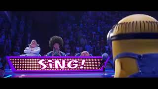 Миньоны паёт песни (супер) короткометражный мультфильм