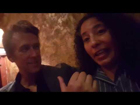 "Wendy Pineda Interview with Alan Ruck from FOX show ""The Exorcist"""