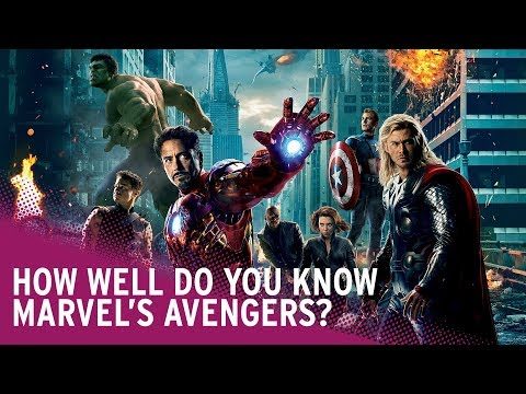 Avengers Quiz: How Well Do You Know the Marvel Movies?