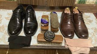 Минимальный набор для ухода за обувью