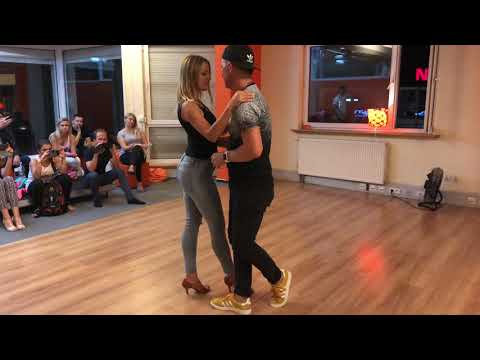 Chris&Kriste UrbanKiz Dance Atelier Demo Sep/2018 Gdansk/Poland