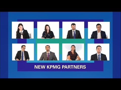 What does it mean to be a Partner at KPMG?
