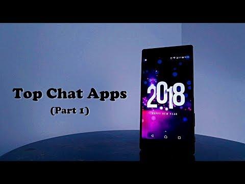 Top Chat Apps (Part1) - (افضل تطبيقات الدردشة (الجزء الاول