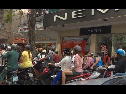 "Saigon ""Ho Chi Minh City"", Vietnam"