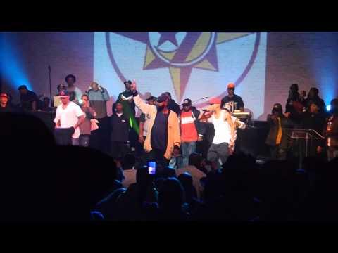 WAKE UP/BRAND NUBIAN LIVE 2014