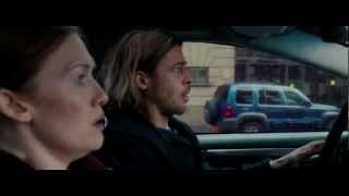 Война миров Z. Дублированный трейлер (2013) HD