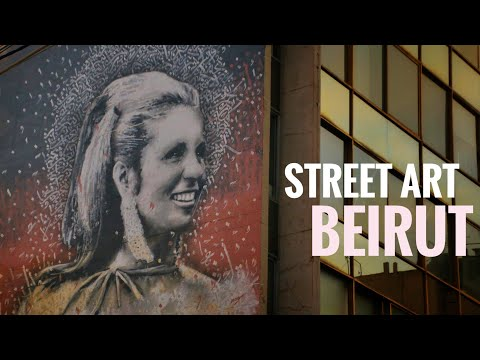 🇱🇧 Travels for Street Art: Beirut (Lebanon)