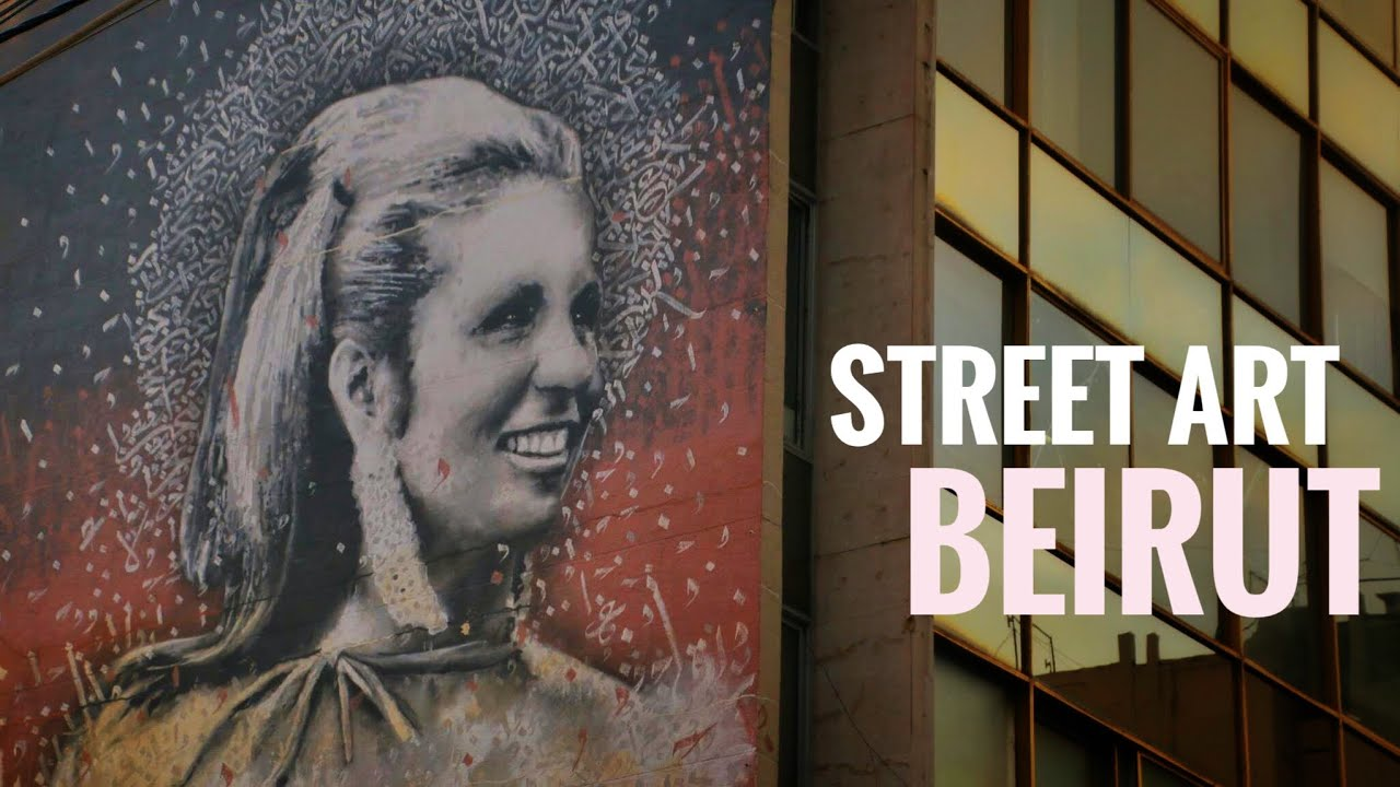 Travels for Street Art: Beirut (Lebanon)