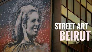 Street Art Beirut (Lebanon) documentary