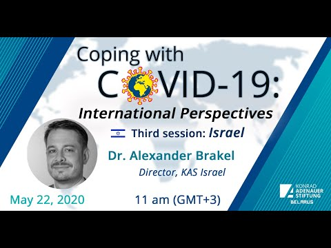 Coping With COVID-19 - International Perspectives (Israel)