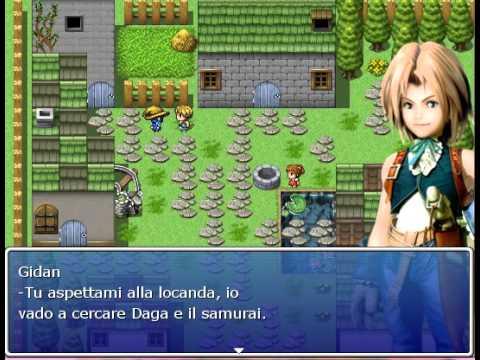 Final Fantasy IX 2D Project Villaggio Di Dali YouTube