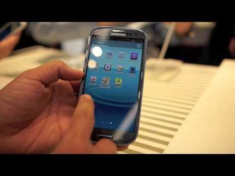 Tinhte.vn - Trên tay Samsung Galaxy S3
