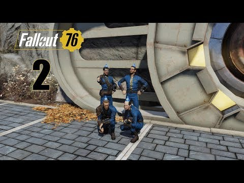 Fallout 76 Multiplayer with Coe/Millbee/Justin - E02 thumbnail