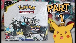 Opening A Team Up Booster Box (Part 1)