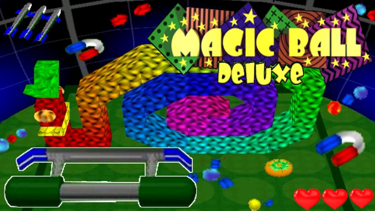 Magic Ball Deluxe